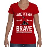 R.E.D FRIDAY (LAND OF THE FREE) Shirt.