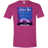 PERSONALIZED   AMTRAC MOM  Gildan Softstyle Unisex T-Shirt