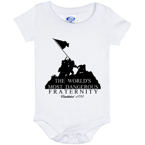 Baby Onesie 6 Month (Dangerous Fraternity)