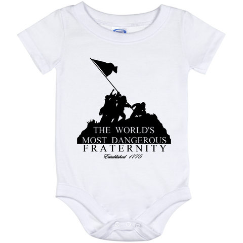 Baby Onesie 12 Month (Dangerous Fraternity)