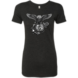 Black Out Collection  Next Level Ladies' Triblend T-Shirt