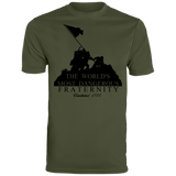 The World's Most Dangerous Fraterity Augusta Men's Wicking T-Shirt