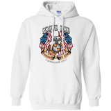 Proud Dad (My Daughter My Hero)  Pullover Hoodie 8 oz.