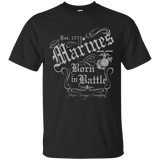 Marines Born in Battle Ultra Cotton Unisex T-Shirt