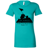 "Dangerous Fraternity  Bella + Canvas Ladies' ""Favorite"" T-Shirt"