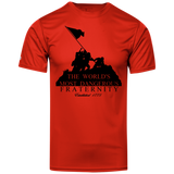 DANGEROUS FRATERNITY  Performance Wicking  Athletic  T-Shirt