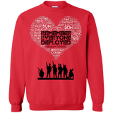 (PRE-SALE)  RED FRIDAY  (Relationship Shirt)  Sweatshirt and T-Shirt