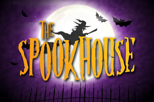 The Spookhouse: Halloween Lock-In!