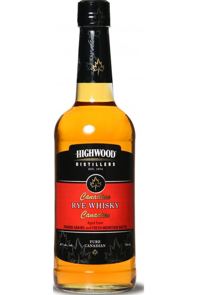 Highwood Pure Canadian Rye