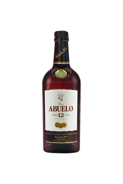 Ron Abuelo Grand Reserve Rum 12 Yr Old