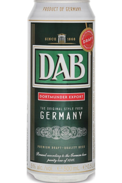 Dab Original Lager (Can)