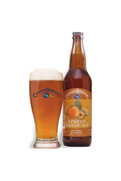 Cannery Brewing Apricot Wheat Ale