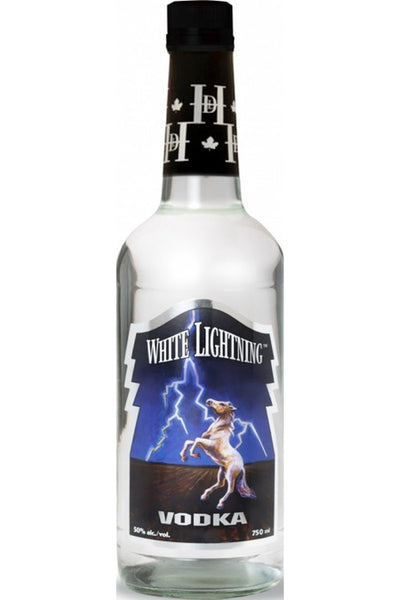 White Lightning Vodka