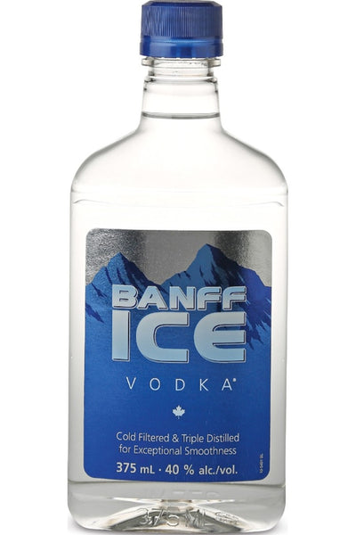 Banff Ice Vodka Pet