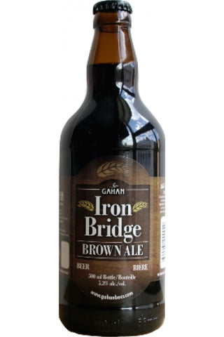 Iron Bridge Brown Ale