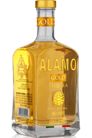 Alamo Gold Tequila 750 ml