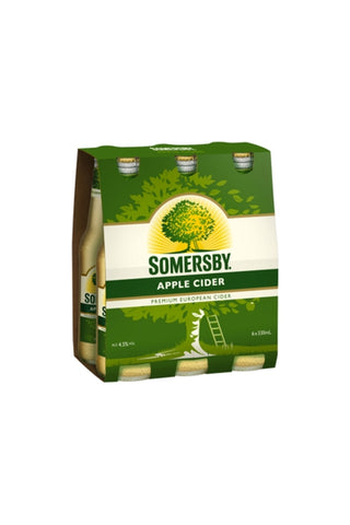 Somersby Apple Cider 6 X 330 ml Bottles