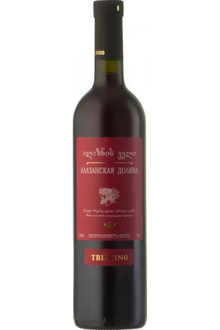 Tbilvino Alazani Valley Medium Sweet Red