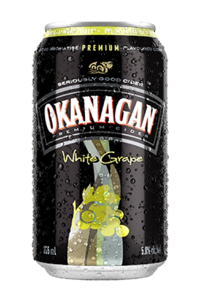 Okanagan Cider - Extra White Grape