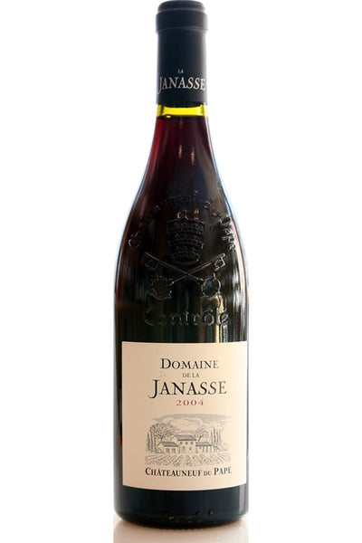Domaine Janasse Chateauneuf Pape Red Tra