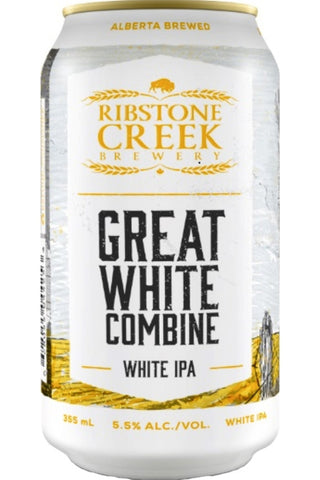 Ribstone Creek Great White Combine