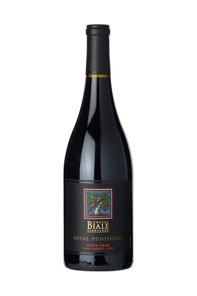 Robertbiale Royal Punishers Petite Sirah