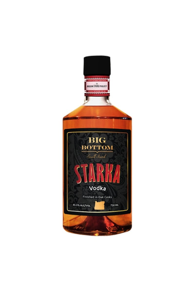 Bull Run Distillery Starka Bf Vodka