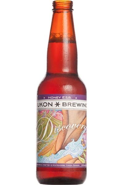 Discovery Fireweed Honey Ale