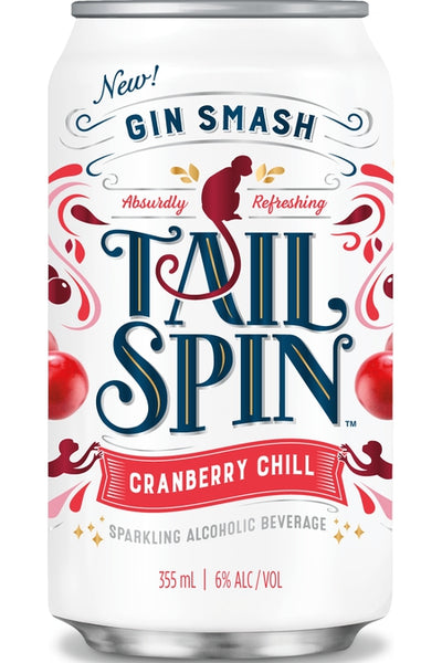 Tail Spin Cranberry Chill