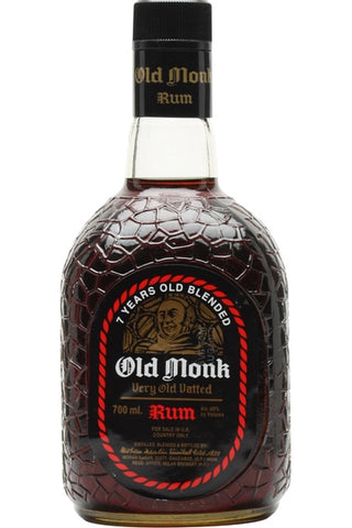 Old Monk Rum - 7 Year Old Blended