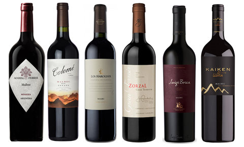 Discover Malbec (6 pack)