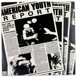 Various ‎– American Youth Report - Rabbit Hole Records