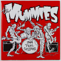 The Mummies ‎– 1994 Peel Sessions, Front Album Cover