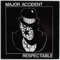 Major Accident ‎– Respectable, Front Album Cover