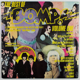 The Best Of Bomp – Volume One – Various, Front Album Cover