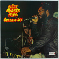 Prince Buster And The Trojans ‎– Stack-O-Lee, Front Album Cover