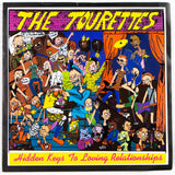 The Tourettes – Hidden Keys to Loving Relationships - Front Vinyl Cover