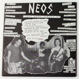 Neos ‎– Fight With Donald - Rabbit Hole Records