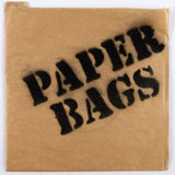 Paper Bags - S/T, Front Cover, 7""