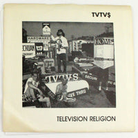 TVTV$ ‎– Television Religion - Rabbit Hole Records