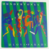The Undertones ‎– The Love Parade - Rabbit Hole Records