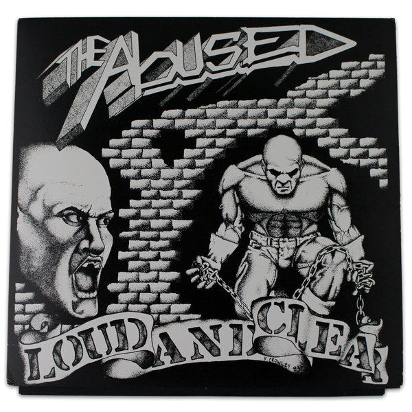 The Abused - Loud And Clear - Rabbit Hole Records