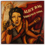 Alice Bags- Violence Girl, Front Album Cover