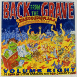 Back From The Grave  - Volume Eight, Album Cover Side 1