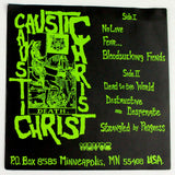 Caustic Christ ‎– No Love - Rabbit Hole Records
