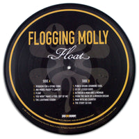 Flogging Molly ‎– Float - Rabbit Hole Records