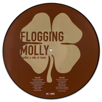 Flogging Molly ‎– Within A Mile Of Home - Rabbit Hole Records
