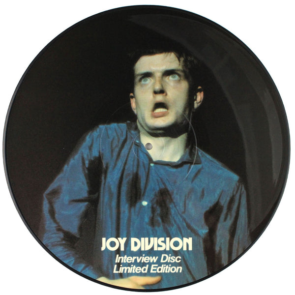 Joy Division - Interview Disc Limited Edition - Rabbit Hole Records