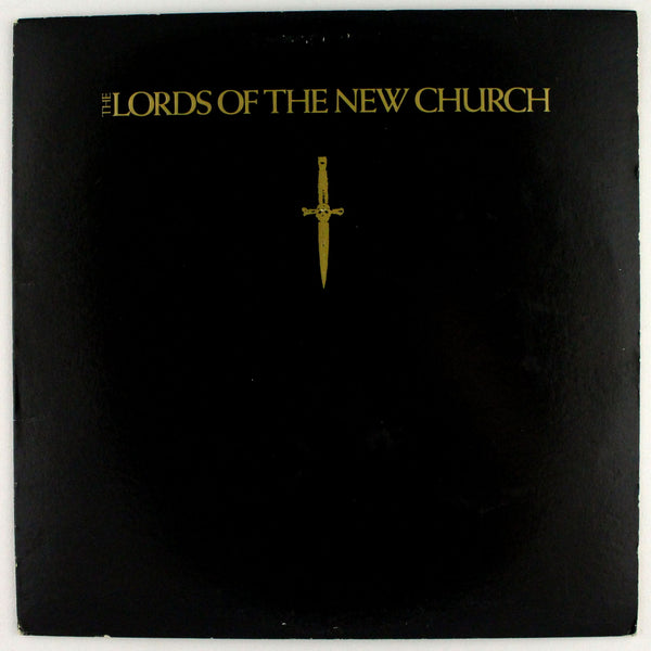 The Lords Of The New Church - S/T - Rabbit Hole Records