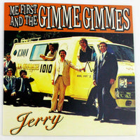 Me First And The Gimme Gimmes - Jerry - Rabbit Hole Records